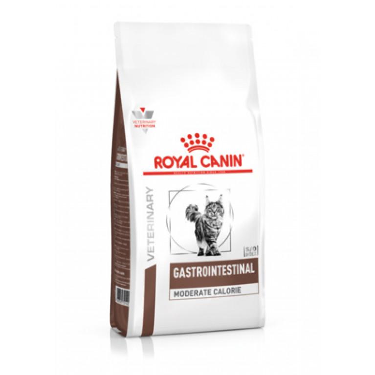 Royal Canin Gastro Intestinal Moderate Calorie GI-35 Диета при нарушении пищеварения с умеренным содержанием энергии
