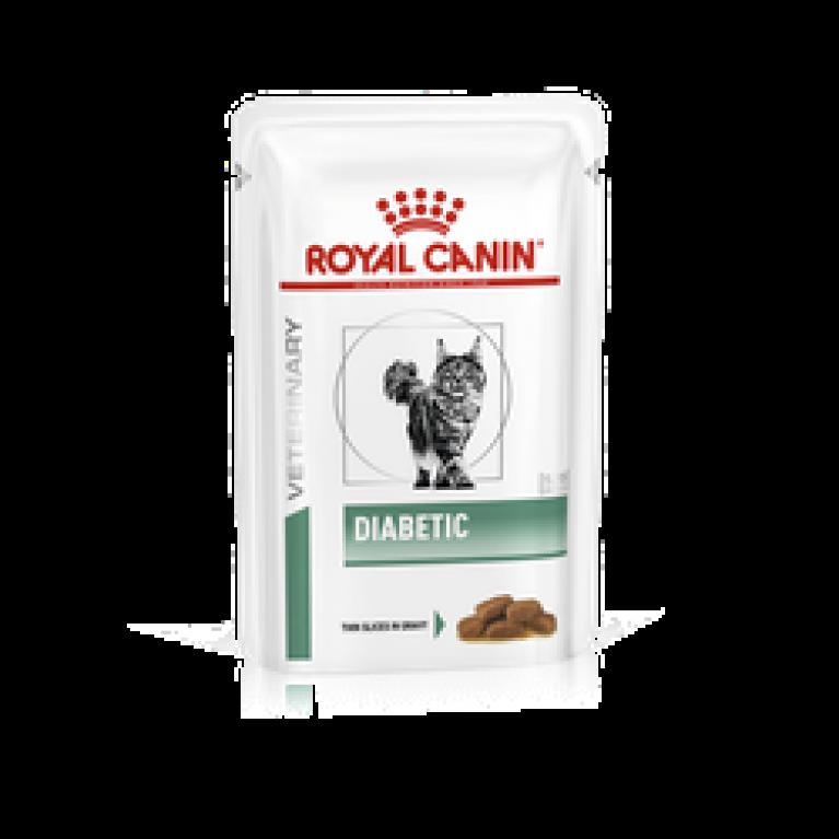 Royal Canin Diabetic/Диета для кошек при сахарном диабете, 100 гр