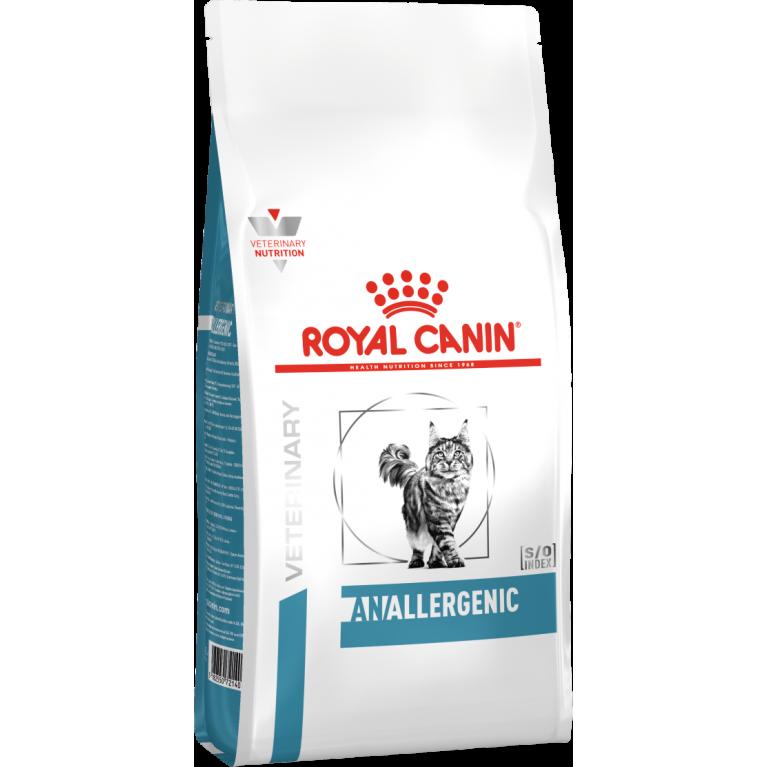 Royal Canin Anallergenic 24 Сухой корм для кошек при пищевой аллергии или непереносимости