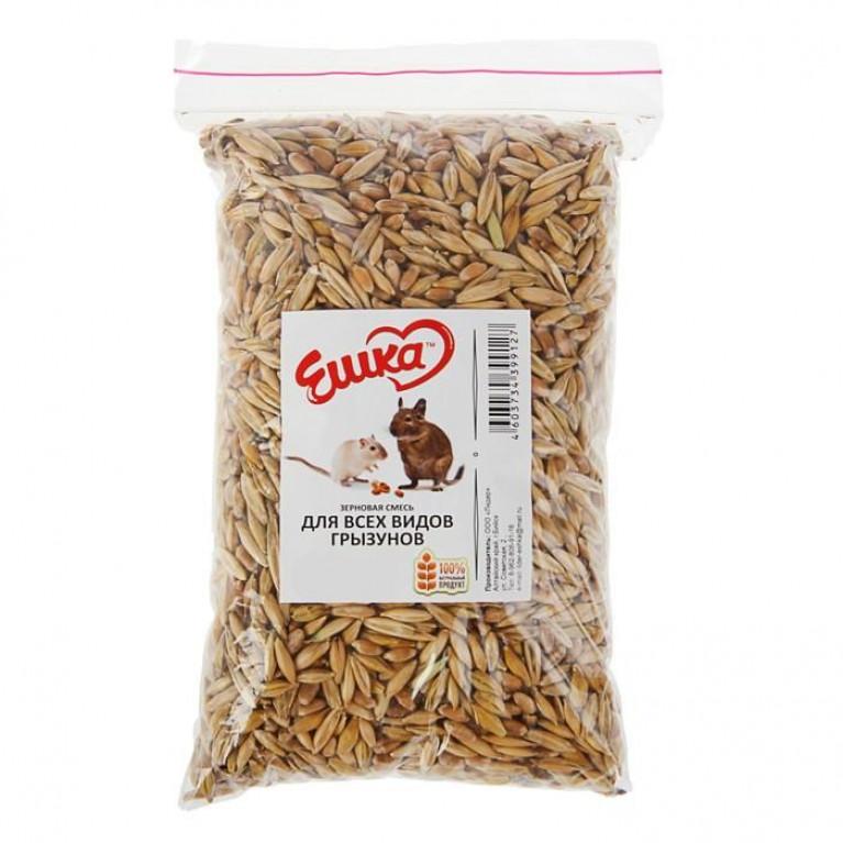 """""""Ешка"""" Зерновая смесь для всех видов грызунов, 200 г"""