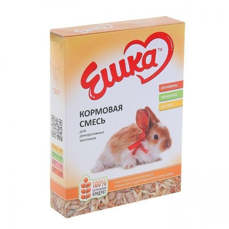 """""""Ешка"""" Кормовая смесь для декоративных кроликов, 450 г"""