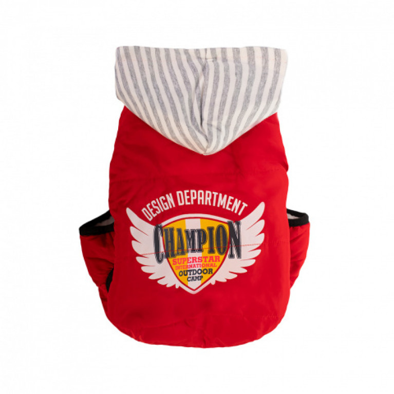 Куртка Champion красная