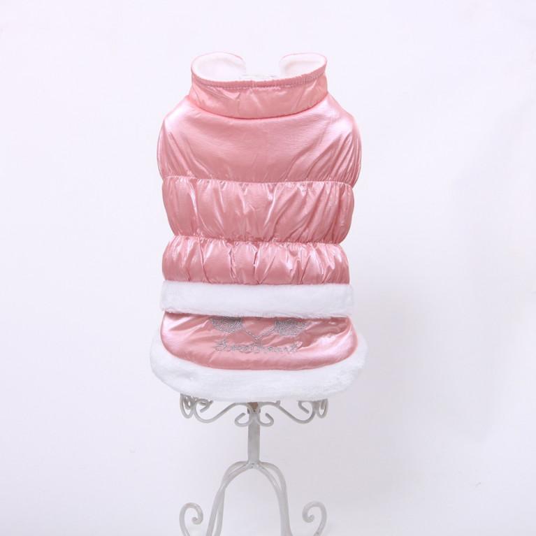 Куртка Sweetheart розовая