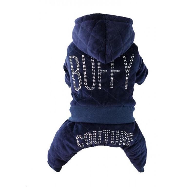 """Комбинезон для собак """"Buffy"""" Синий"""