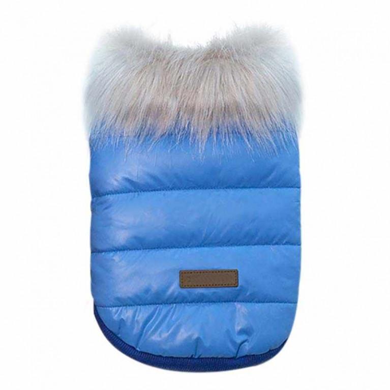"""Куртка для собак """"Одри"""" Синяя"""